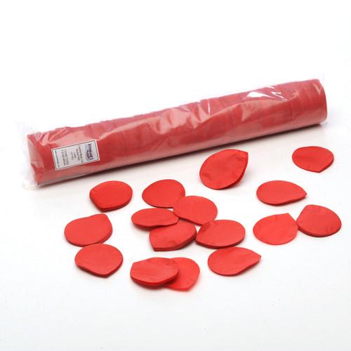 Red Petal Confetti - 200g tube