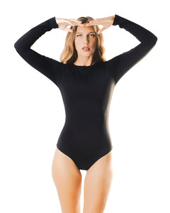Front View of Monterrey One Piece Swimsuit