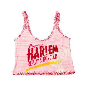 Front view of Carmen Tank Top