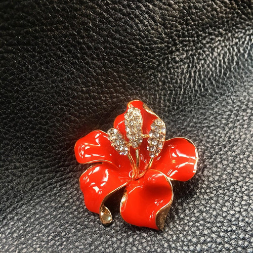 Hibiscus Pin
