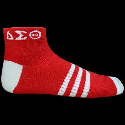 Delta Sigma Theta Ankle Socks