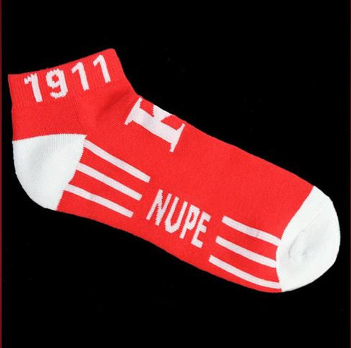 Kappa Alpha Psi Ankle Socks