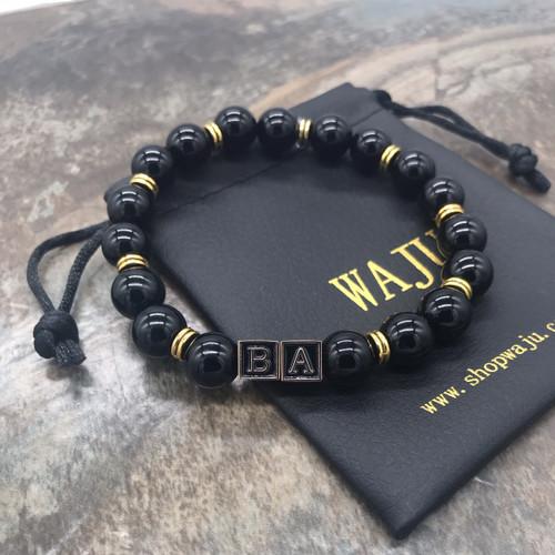 Alpha Phi Alpha custom Chapter Bracelet