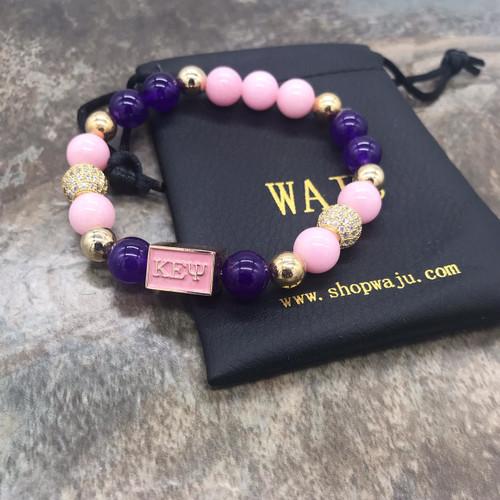 Kappa Epsilon Psi Bracelet