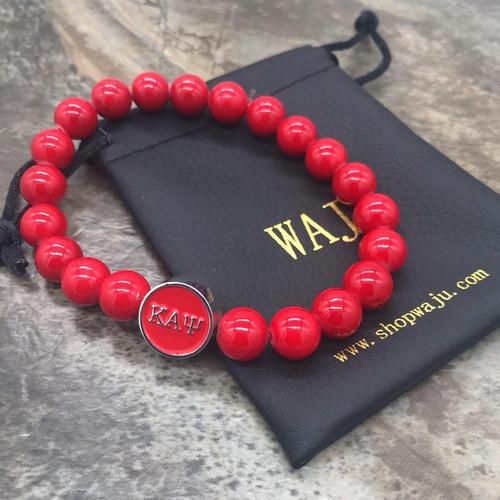 """Kappa Alpha Psi Bracelet """"Peterson"""" Bracelet"""