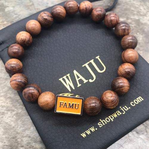FAMU Wood Bracelet