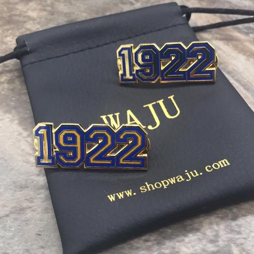 1922 Varsity Pin