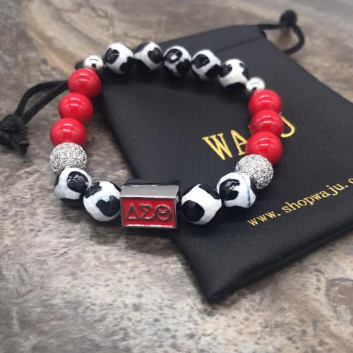 "Delta Sigma Theta ""Kya"" Bracelet"