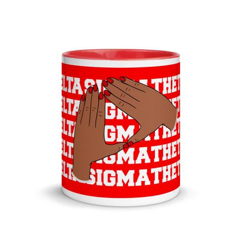 Delta Sigma Theta Mid Mug