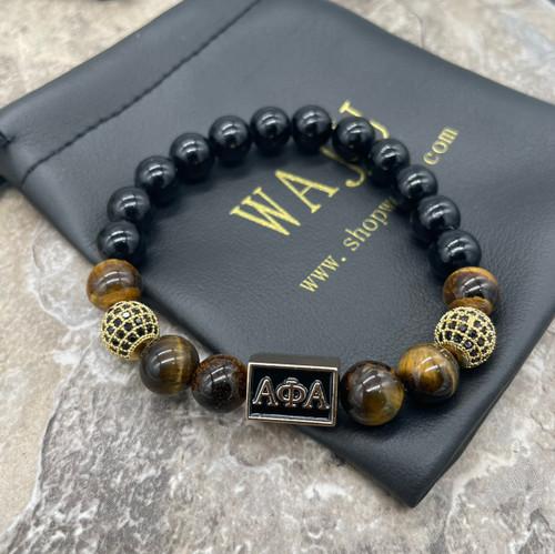 Alpha Phi Alpha Lynson Bracelet