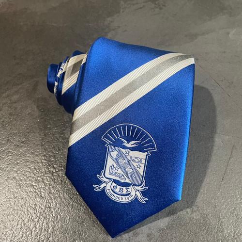Phi Beta Sigma Silk Neck Tie