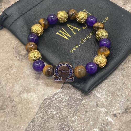 "Omega Psi Phi ""Oneal""  Bracelet"
