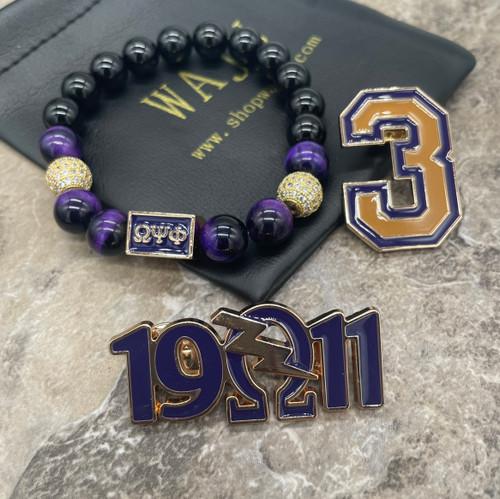Omega Psi Phi Gift set #2