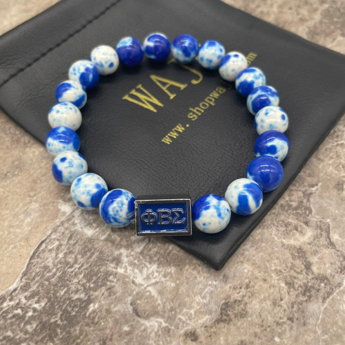 "Phi Beta Sigma ""Jackson"" Bracelet"