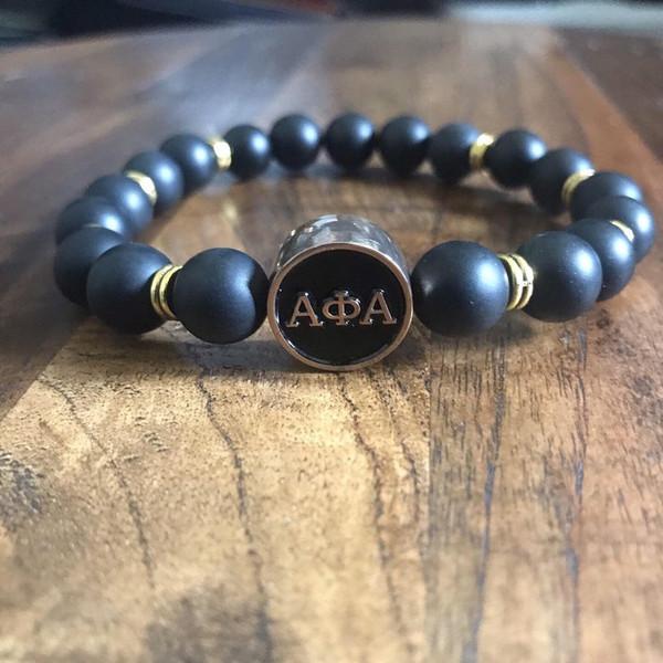 """Alpha Phi Alpha """"Broxton"""" Bracelet"""