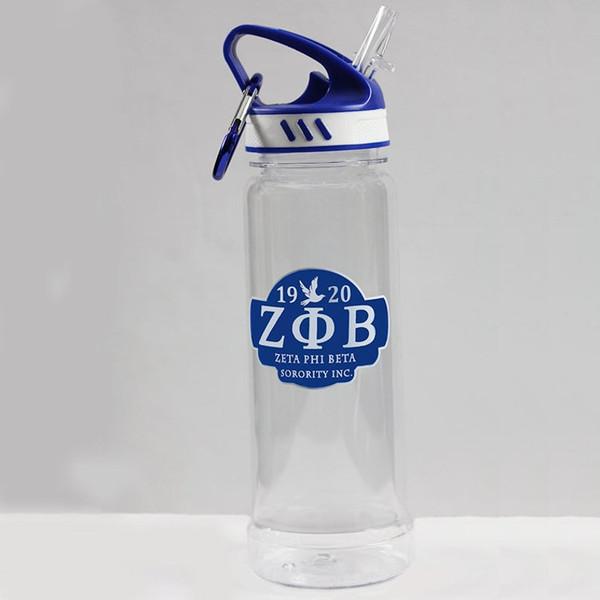 Zeta Phi Beta Water Bottle