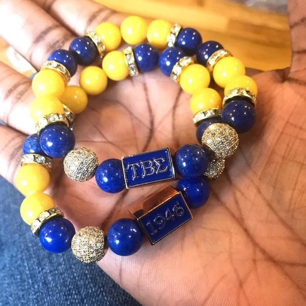 Tau Beta Sigma  Bracelet