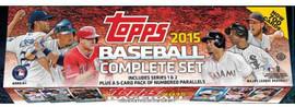 2015 TOPPS Factory Set Baseball Hobby Box