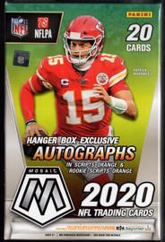 2020 Panini Mosaic Football Hanger Box