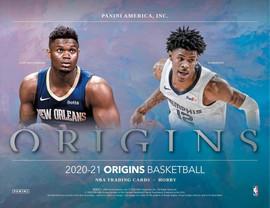 2020/21 Panini Origins Basketball Hobby Box