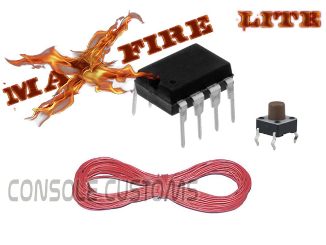 Xbox 360 MaxFire LITE Rapid Fire Mod Kit