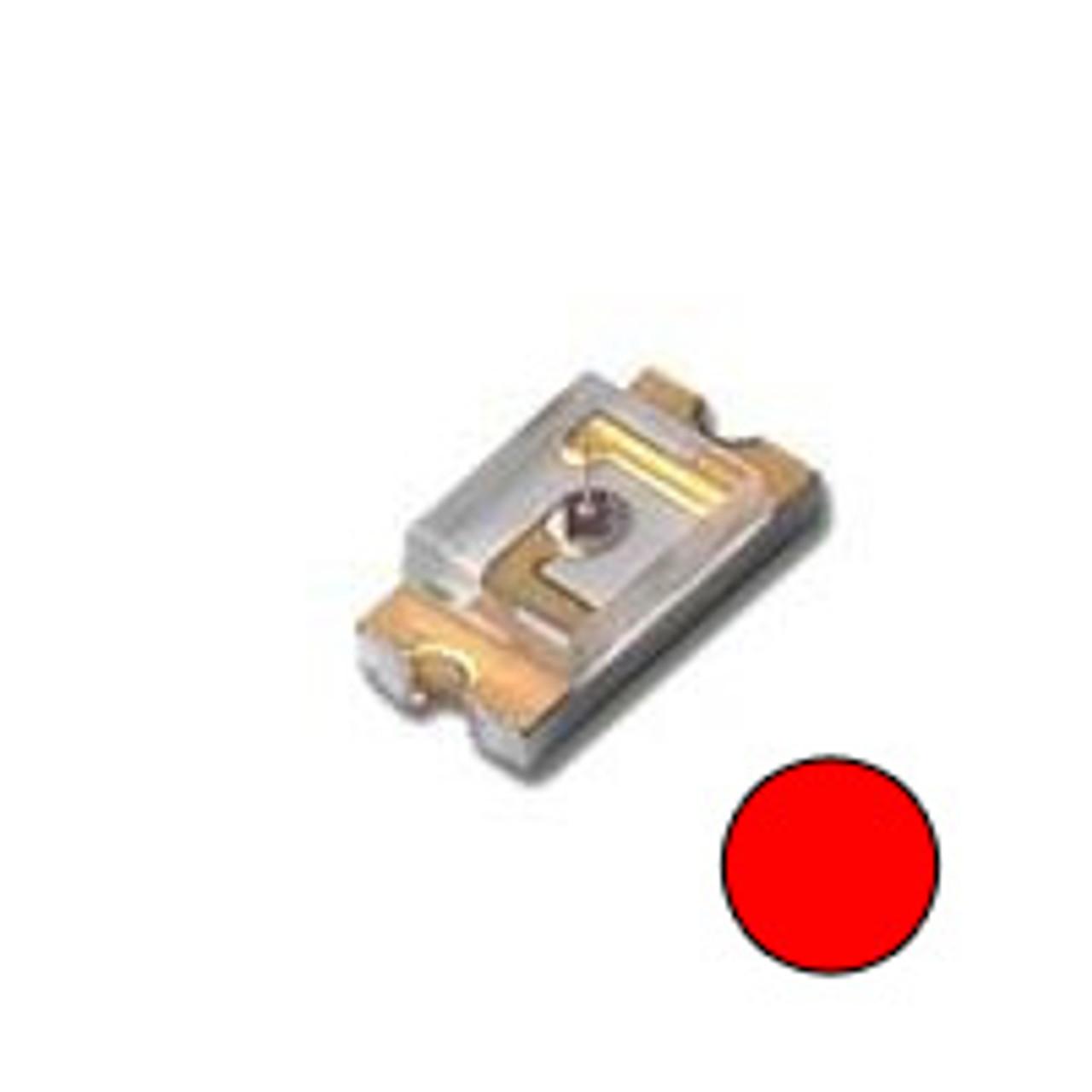0805 LED - Red