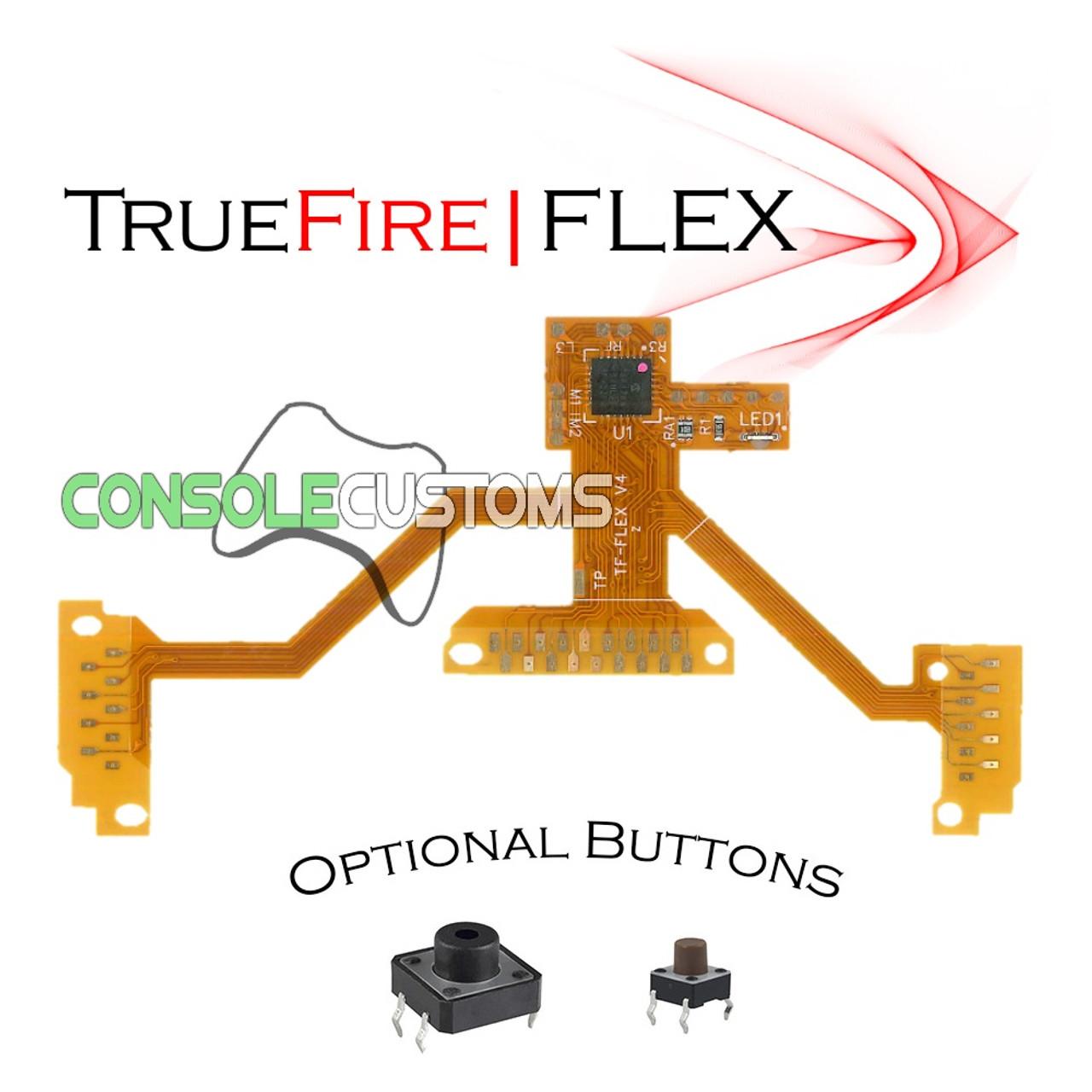 PS4 TrueFire-FLEX V4 Rapid fire Mod kit