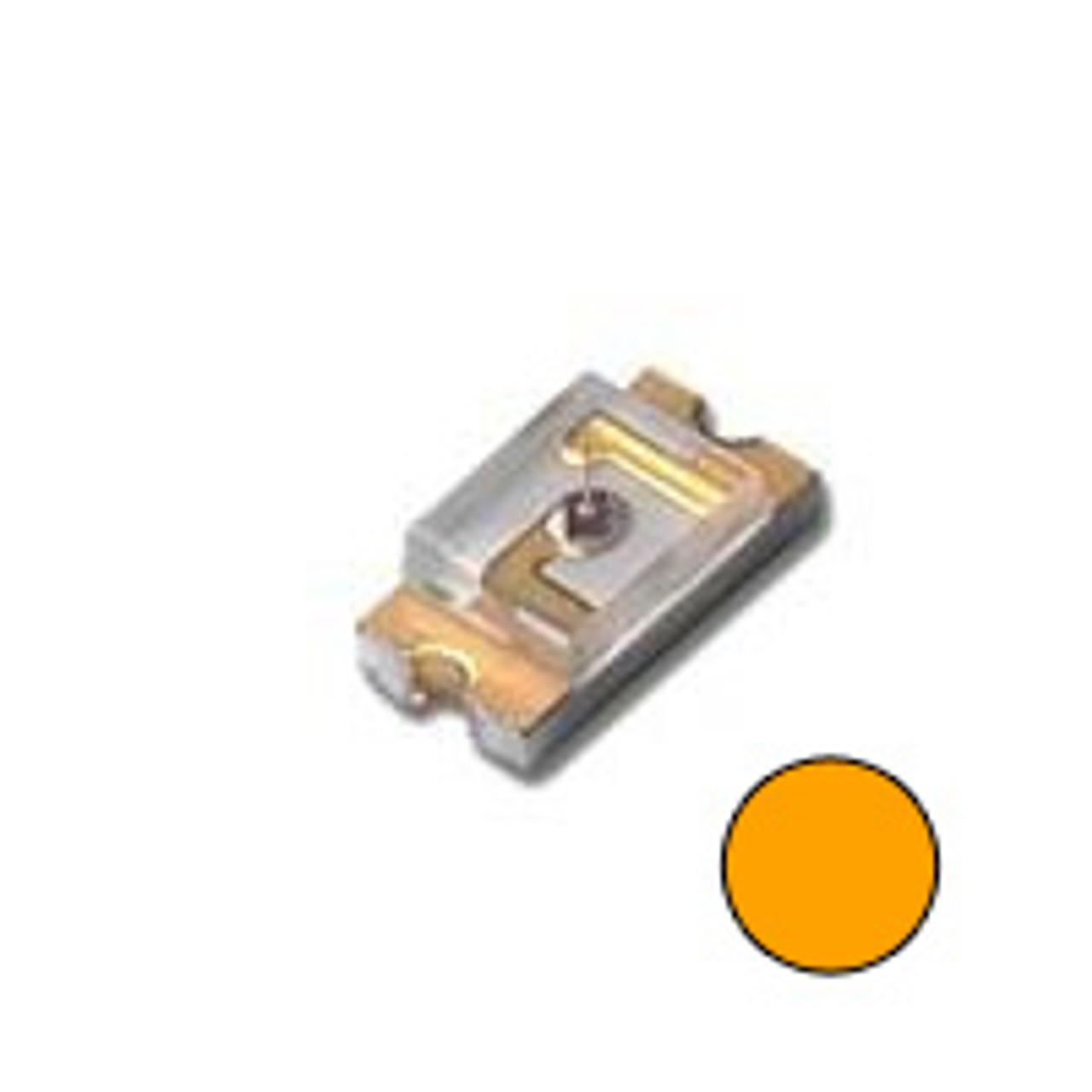 1206 LED - Orange