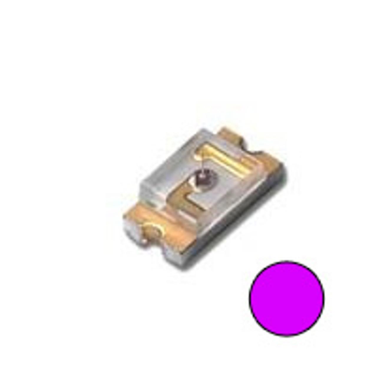 1206 LED - Purple