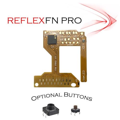 PS4 Fortnite PRO V1 rapid fire and macro flex mod