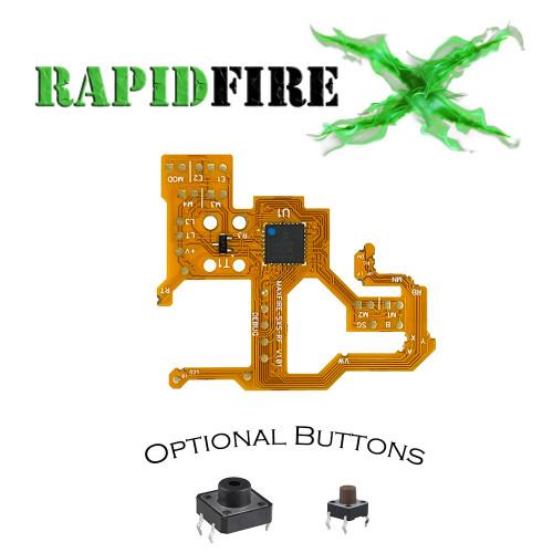 Xbox Series X/S Rapid Fire mod Kit