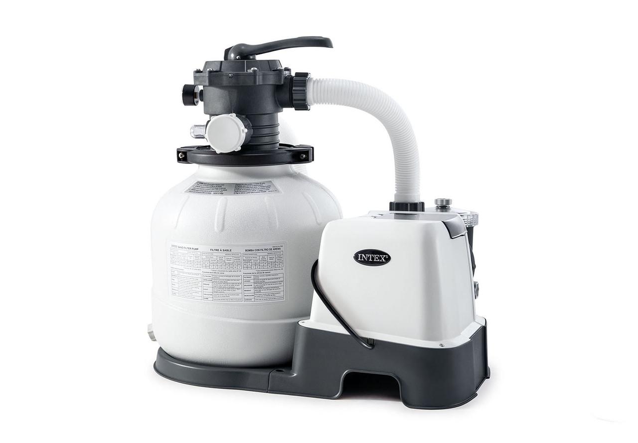Krystal Clear Sand Filter Pump & Saltwater System CG-26675