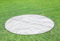 Insulated ground cloth