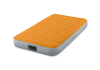 8in Twin Super-Tough Airbed with Built-In Electric Pump