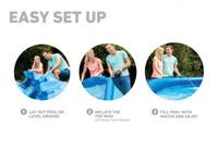 8ft X 30in Easy Set Pool