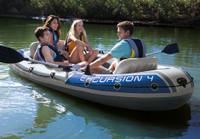 Excursion 4 Boat Set