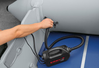 Quick-Fill High PSI Electric Pump, 14.1CFM