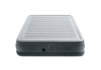 13in Queen Dura-Beam Mid-Rise Premium Comfort Airbed with Internal Pump