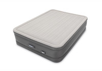 18in Queen Dura-Beam Premaire Dream Support Airbed with Digital Comfort Pump