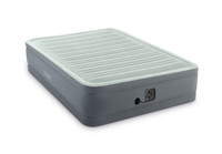 18in Queen Dura-Beam Premaire I Elevated Airbed with Internal Pump