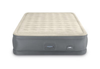 18in Queen Dura-Beam Premaire II Elevated Airbed with Digital Comfort Pump