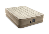 18in Queen Dura-Beam Ultra Plush Airbed with Internal Pump (2019)