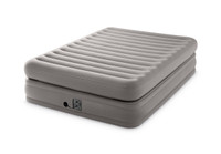 20in Queen Dura-Beam Prime Comfort Elevated Airbed with Internal Pump (2019)