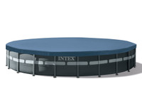 Includes pool cover