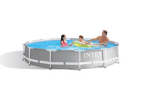 12ft X 30in Prism Frame Pool Set