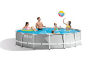 15ft X 42in Prism Frame Pool Set