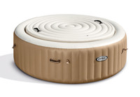 Includes Energy Efficient Spa Cover Up to 50% more energy efficient Use 1/2 the energy to keep your spa hot