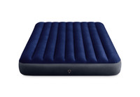 10in Queen Dura-Beam Series Classic Downy Airbed