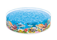 8ft X 18in Deep Blue Sea Snapset Pool
