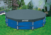 10ft X 10in Round Pool Cover
